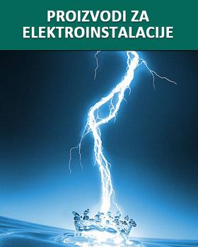 Proizvodi za elektroinstalacije