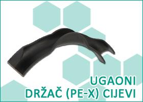 Ugaoni drzac (PE-X) cijevi
