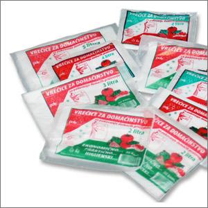 HDPE, LDPE vrećice za zamrzivač