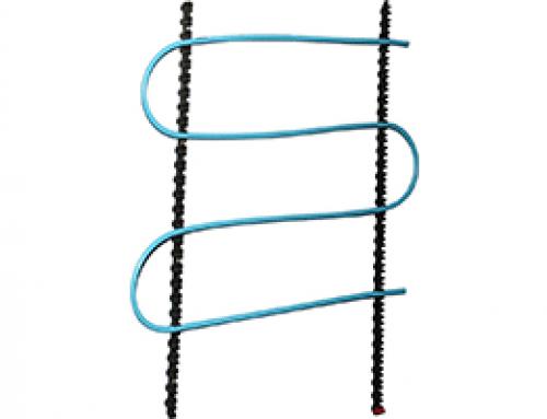 PE-Xa cijevi za zidno grijanje fi 10